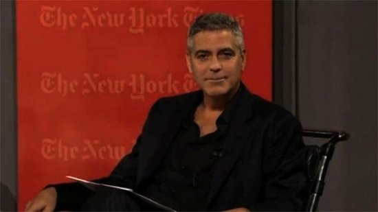 Video: George Clooney Reveals the Best Advice He's Ever Received