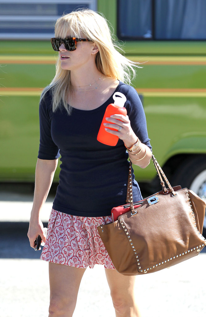Reese Witherspoon out in LA.