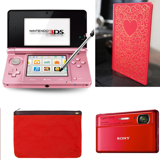 Celebrate V Day With Some Pink and Red Gadget Goodies!