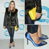 Olivia Palermo at QVC Fashion Show