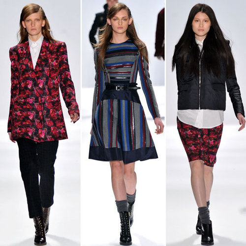 Runway Review and Pictures of Richard Chai Love 2012 Fall New York Fashion Week Catwalk Show