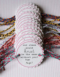 Friendship Bracelet Valentines