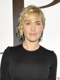 Kate Winslet during NY Fashion Week.