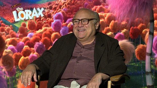 "Danny DeVito Talks About ""Very Smart"" Taylor Swift and a Possible Run For Office"