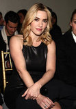 Kate Winslet at the St. John runway show.