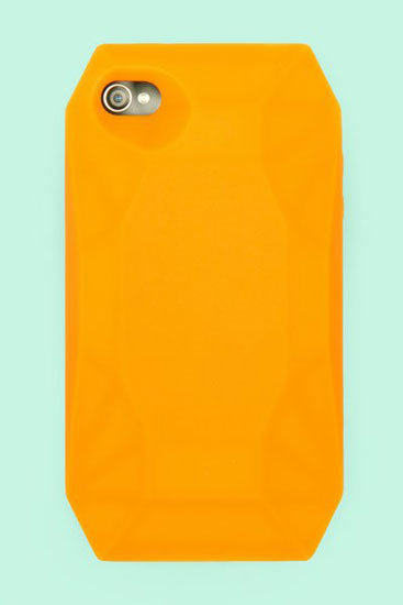 Orange Diamond iPhone Case ($35)