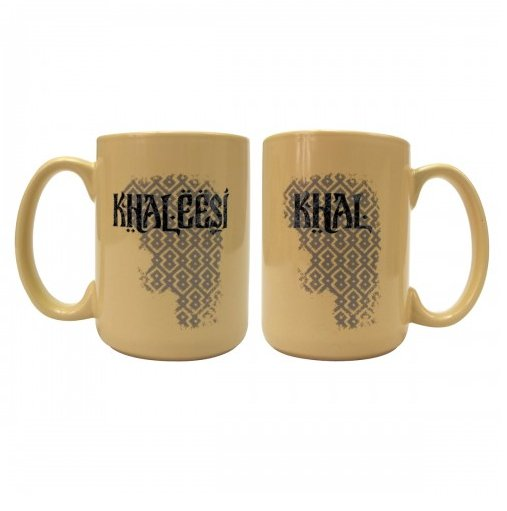 Game of Thrones Khal and Khaleesi Mug Set ($27)