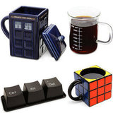 Geeky Mugs to Keep You Warm on Cold Winter Nights
