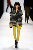 2012 Fall New York Fashion Week: Rebecca Minkoff