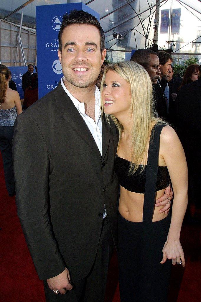 Carson and Tara
