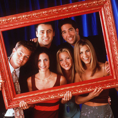 Jennifer Aniston Celebrity Friends Pictures