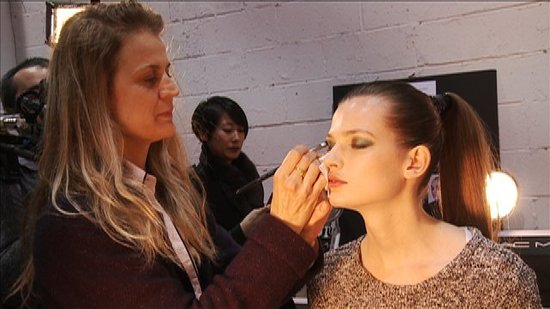 Go Backstage at Jason Wu's Fall 2012 Runway Show