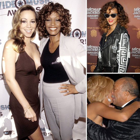 Celebrities Remember Whitney Houston