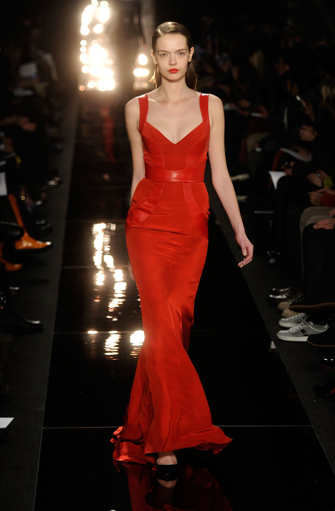 Monique Lhuillier Fall 2012