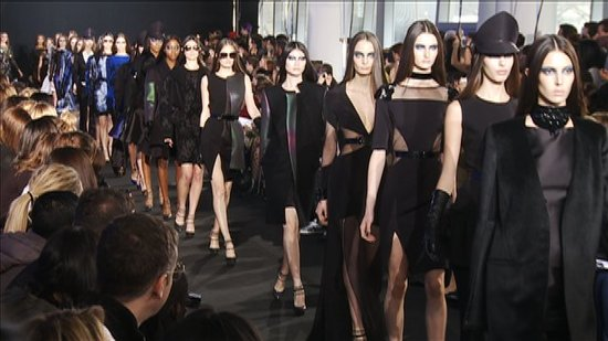 View the Entire Prabal Gurung Fall 2012 Runway Collection