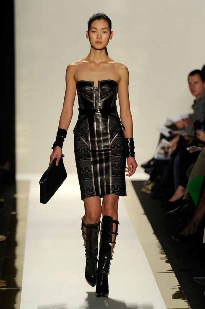 Hervé Léger by Max Azria Fall 2012