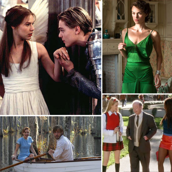 Just in time for Valentine's Day, here are 25 of our favorite romances — and the style we want to steal.