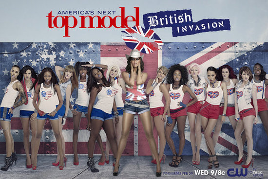 Meet the Ladies of America's Next Top Model: British Invasion