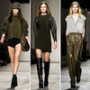 Topshop Unique Runway Fall 2012