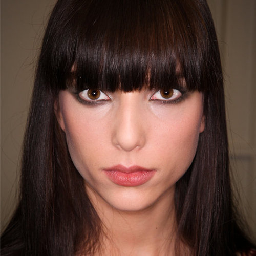 Rachel Roy Fall 2012 Beauty Look