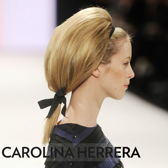 Make Your Own Carolina Herrera-Inspired Headband