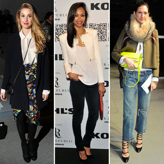 Re-Create Fashion Week's Most Daring Celeb Looks So Far!