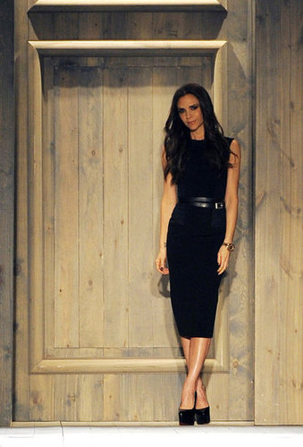 Victoria Beckham went to NYFW.