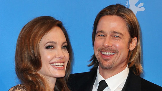 Video: Angelina and Brad Step Out as Angie's Dad Speaks About More Grandchildren!