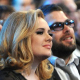 Adele and Her Boyfriend at the 2012 Grammy Awards Video