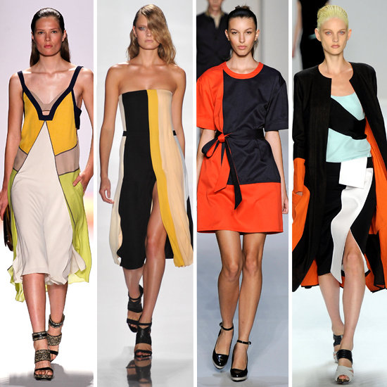 Runway Inspiration: Colorblocking