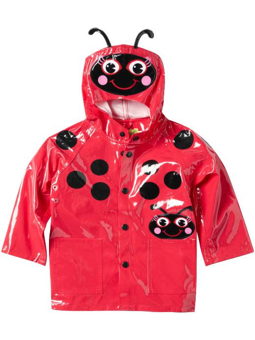 Western Chief Ladybug Raincoat ($40)