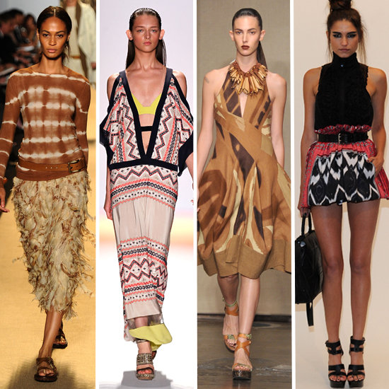Runway Inspiration: Go Global