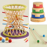 Wooden Toys and Games Great For Learning