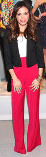 Jenna Dewan Hot-Pink Pants