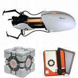 A Portal Gun Replica Fit For Chell (And You)