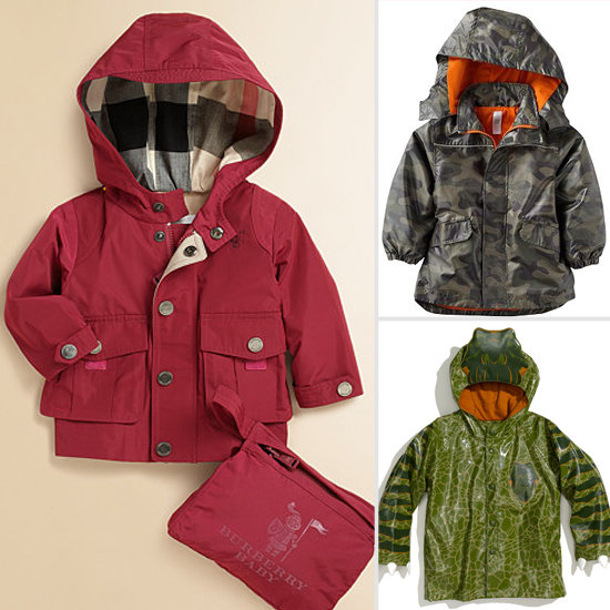 10 Cute Raincoats to Suit Any Boy's Personality