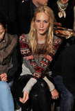 Poppy Delevingne at Richard Chai