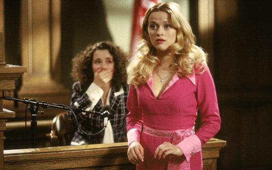 Elle Woods, Legally Blonde