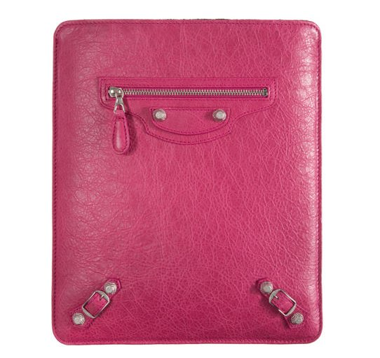 Balenciaga Arena Giant iPad Case ($515)