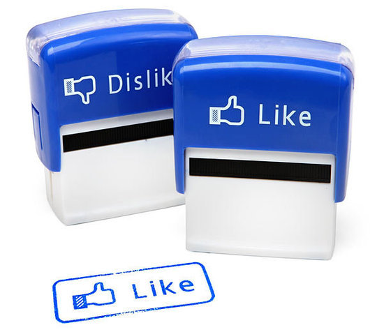 Like/Dislike Stamp Set ($13)