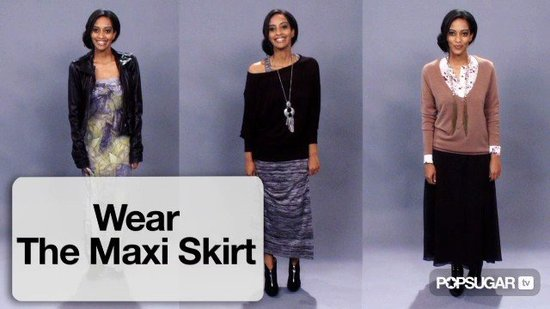 3 Easy Ways to Wear a Maxi!