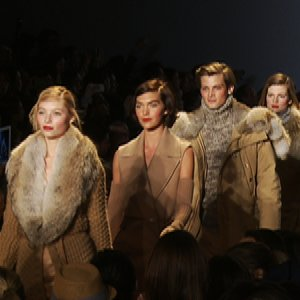 Michael Kors Fall 2012 Runway Show