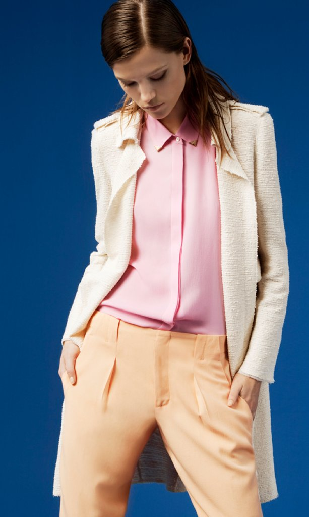 Zara March Lookbook 2012