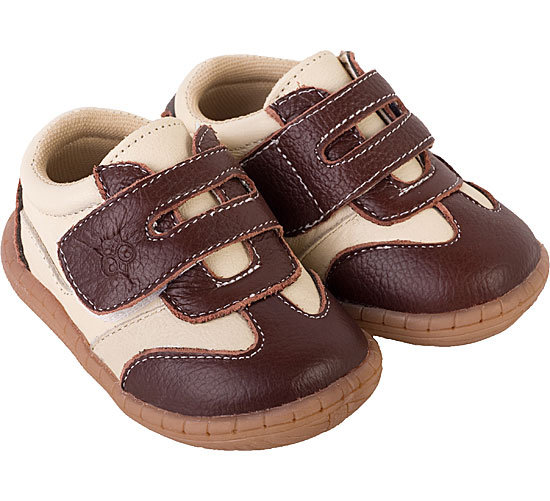 Pedoodles Brown Trainers ($38)