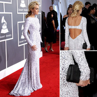 Carrie Underwood Grammys 2012 Dress Designer