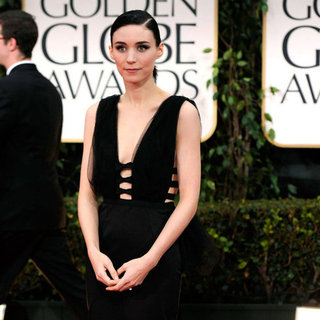 Rooney Mara Pictures Award Season 2012