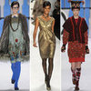 Anna Sui Runway Fall 2012
