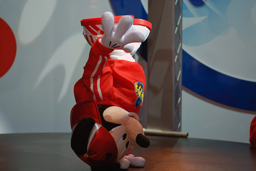 M3 Master Moves Mickey