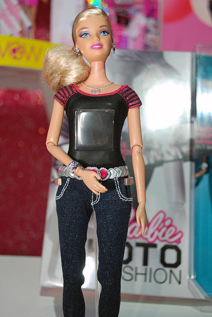 Barbie Photo Fashion