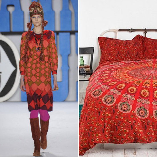 7 Fashion Week Trends Meet Beautiful Bedding